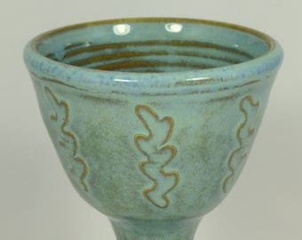 Textured Kiddush Cup