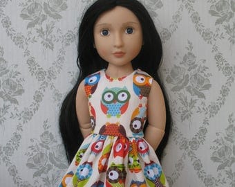 A girl for all time Doll Clothes Dress