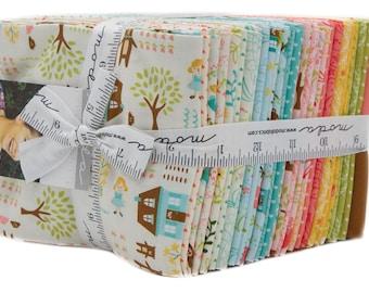 Moda Home Sweet Home Fat Quarter Bundle 28 FQs Precut Fabric Quilting Cotton Stacy Iest Hsu 20570AB