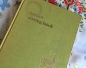 Vintage Singer Sewing Book - 1972 Edition