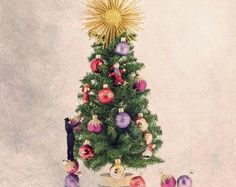 Christmas Gift, Christmas Tree, Christmas Decoration, Christmas, christmas decor, Children Decor, christmas prints, photographydream