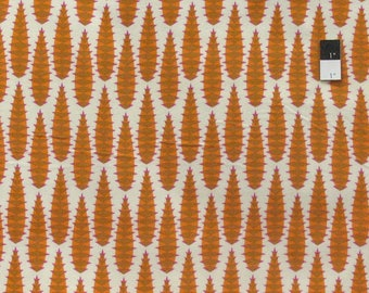 Anna Maria Horner FAAH017 Pretty Potent Aloe Vera Sunset Flannel Fabric By Yd