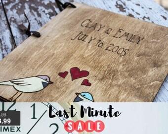 Guest Book Sale! Wedding Guest Book, Wedding Guestbook, Rustic Guest Book, Rustic Guestbook, wooden guestbook, custom guestbook
