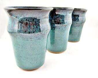 English Beer pint, ceramic beer glass, pottery beer mug - in stock