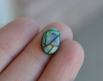 Cultured Opal Cabochon