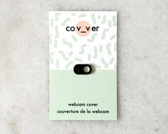 Webcam cover by cov_ver