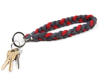 Keychain, Keychain Wristlet, Key Fob, Key Fob Wristlet, Key Ring, Lanyard, Keychain Lanyard, Wristlet Keychain, Gift Idea, Men, Women
