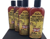 Coffin Candy Shampoo and Conditioner Set cotton candy