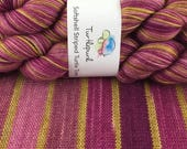 City Girl - Hand-Dyed Self-Striping MCN Sock Yarn