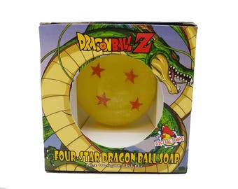 PRE-ORDER Dragon Ball Soap, Officially Licensed by Funimation
