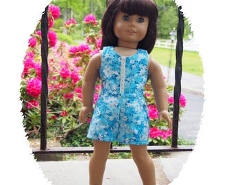 18 inch Doll Clothes Girl Doll Clothes - Romper