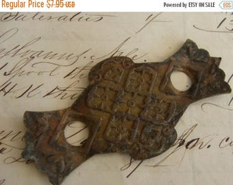 ONSALE Antique Salvaged Beautiful Ornate Antique Hardware