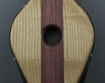 Fireplace Bellows--Purpleheart & Catalpa
