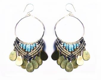 Sole Earrings