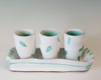 Table Vase - 3 part
