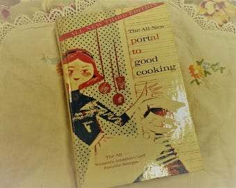 The All New Portal to Good Cooking 3rd edition 1972 hardcover