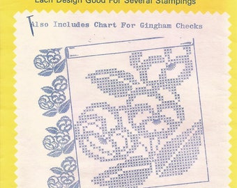 vintage Aunt Marthas Hot Iron On Transfers, Pansies, no 3581, sewing supplies, sewing pattern, embroidery patterns, textile painting, crafts