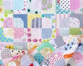Squircle Quilt Block Templates - Drunkard's Path Variation ~ Templates only.