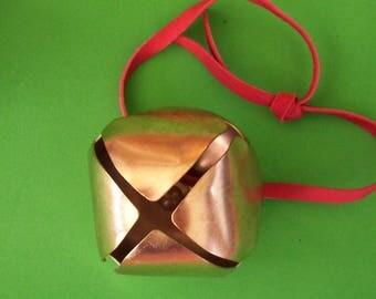 Believers Bell, Polar Express Bell,  Sleigh Bell, Christmas Bell, Reindeer Bell,Santas bell, jingle bells, holiday bell. READY TO SHIP
