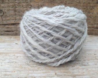 Plant Dyed, Hand Spun Yarn, Naturally Dyed Yarn, Hand Spun Yarn, DK weight yarn, Welsh Wool