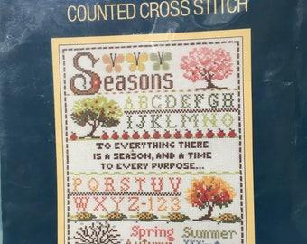 Sunset Counted Cross Stitch Kit