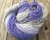 French Lilac Fade Handspu...