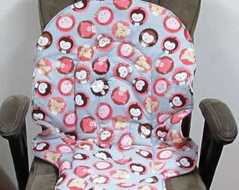 Amazing Duodiner Or Blossom High Chair Pad, Graco Baby Accessory Replacement Pad,  Chair Cushion,