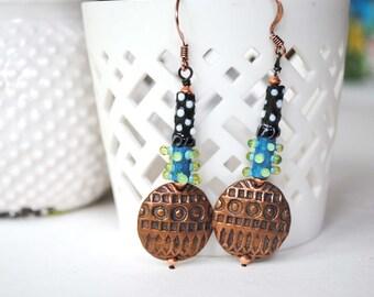 Funky Earrings, Ethnic Earrings