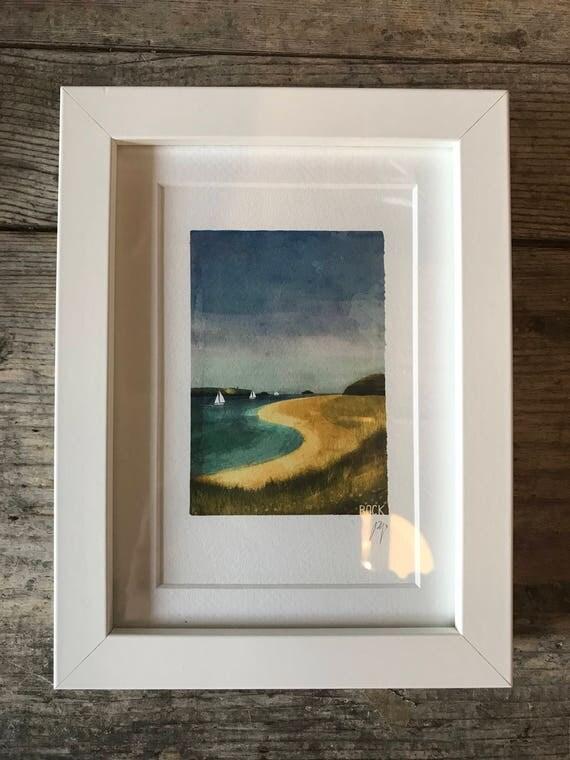 SALE! Rock - Mini Framed Print
