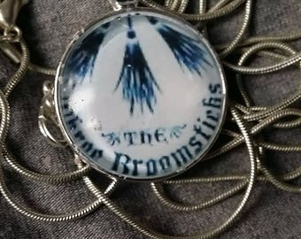 The Three Broomsticks - free shipping