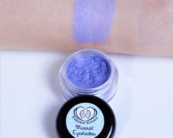Mineral Eyeshadow UNICORN TEARS Organic Makeup 5 gram jar