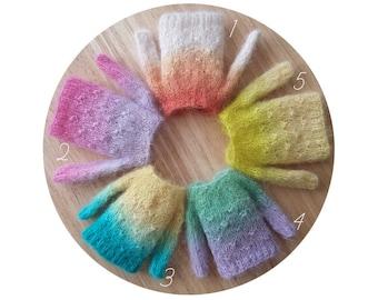 Blythe OOAK Hand Dye Gradient Sweaters