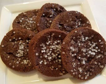 Rich Chocolate Sables