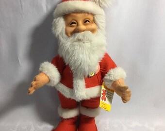 Santa Claus Figure Vintage Steiff