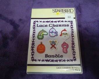 Starbird Lace Charms Bundle