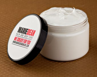 Curly Afro Hair Conditioner - Garlic Moisturizing Conditioner - Natural Hair, Leave-In, Detangler
