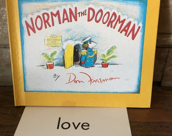 Vintage Norman The Doorman 1959