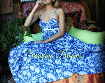 Cotton Nightgown Summer Grecian Gown Cotton Lingerie Bridal Nightgown Wedding Lingerie Cotton Sleepwear Honeymoon Nightgown Cotton Dress