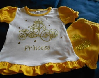 Princess  2 Pc Outfit outfit