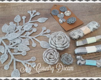 """Crafter Pack """"Gray"""""""