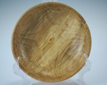 Maple Serving Bowl, Small Wooden Salad Bowl, B2845