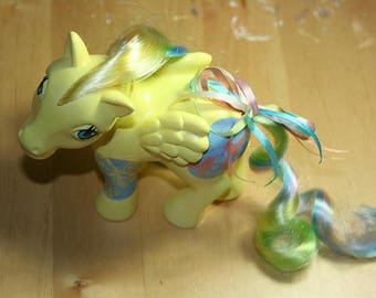 G1 My Little Pony Custom Alternate Fluttershy