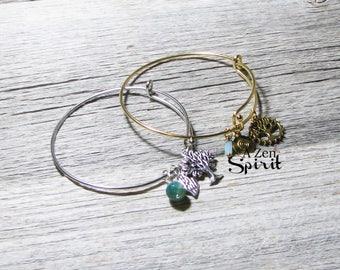 Tree of Life Bracelet,Charm Bracelet, Yoga Jewelry, Zen