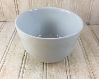 Vintage Ironstone Powell and Bishop Small Ironstone Bowl