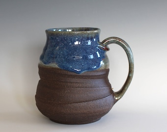 Extra Large Coffee Mug, 21 oz, handmade ceramic cup, tea cup, coffee cup