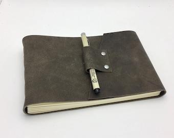 Leather Journals/Sketch