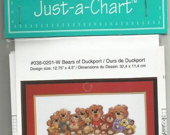 Bears of Duckport Janlynn's Just-A-Chart