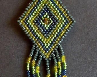 Native American pendant,  Native American Jewelry