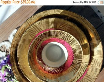 ON SALE Winterling Trio Teacup Saucer and Side Plate - Bavaria Germany - 13870