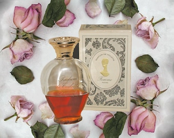 Rochas Femme Parfum de Toilette 3.5 oz. Size Vintage Old Formula in Original Box